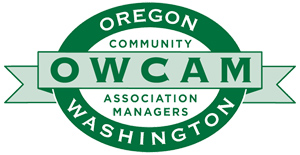Oregon Washington Community Association Managers